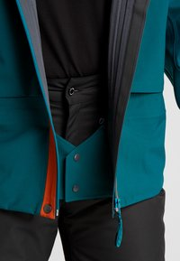 PYUA - GORGE - Snowboard jacket - rusty orange/petrol blue - 6