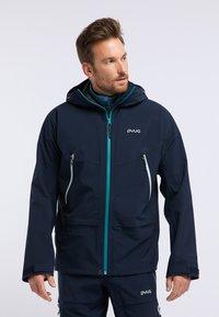 PYUA - GORGE - Snowboard jacket - navy blue - 0
