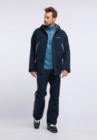 PYUA - GORGE - Snowboard jacket - navy blue - 1