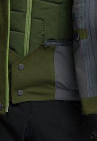 PYUA - GORGE - Snowboard jacket - rifle green - 4