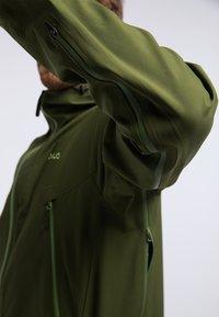 PYUA - GORGE - Snowboard jacket - rifle green - 3