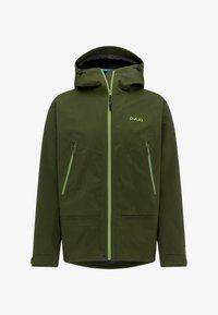 PYUA - GORGE - Snowboard jacket - rifle green - 5