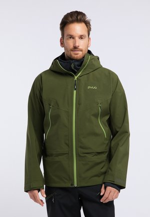 GORGE - Snowboard jacket - rifle green