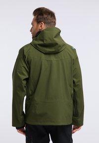PYUA - GORGE - Snowboard jacket - rifle green - 2