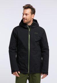 PYUA - EXCITE - Snowboard jacket - black - 0
