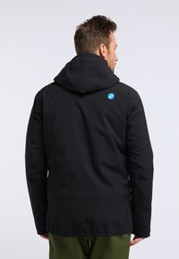 PYUA - EXCITE - Snowboard jacket - black - 2