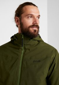 PYUA - VOID - Snowboard jacket - rifle green - 4