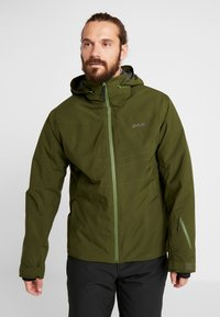 PYUA - VOID - Snowboard jacket - rifle green - 0