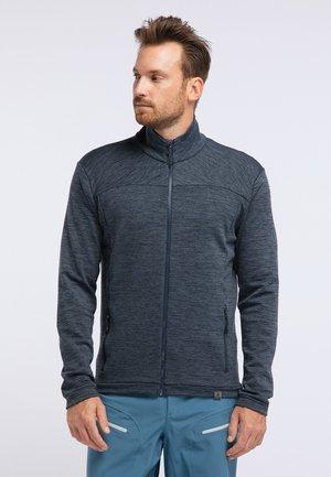 INSTINCT - Zip-up hoodie - navy blue