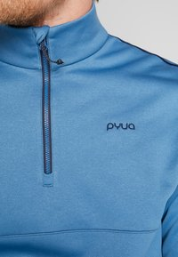 PYUA - SPIN - Fleece trui - stellar blue - 3