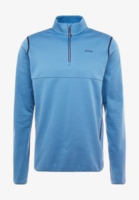 PYUA - SPIN - Fleece trui - stellar blue - 4
