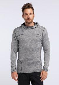PYUA - PIPE - Hoodie - light grey melange - 0