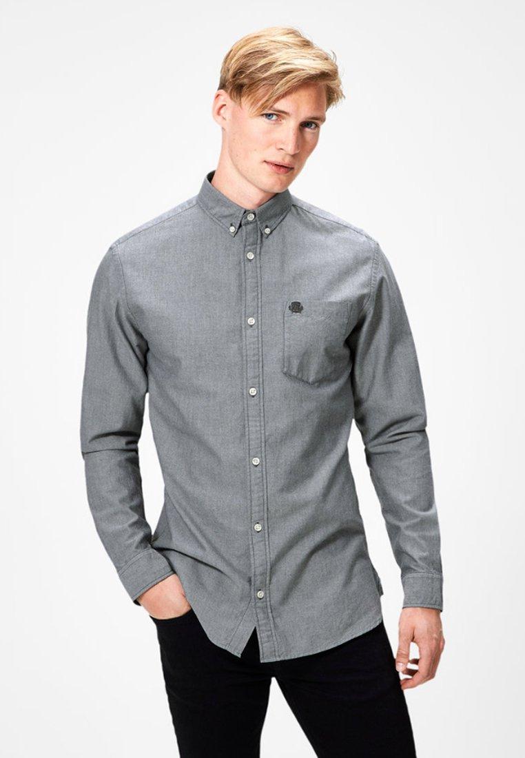 Produkt - OXFORD - Shirt - asphalt