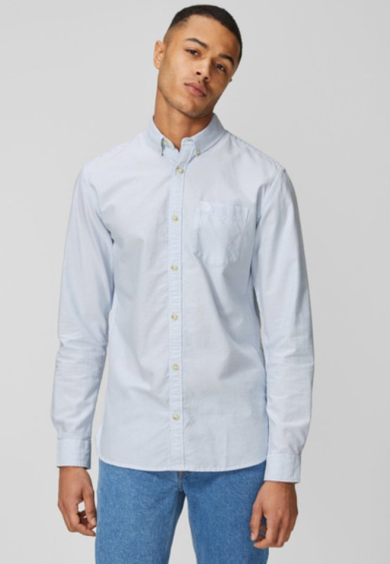 Produkt - Shirt - chambray blue