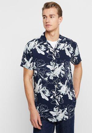 PKTDEK GLOW RESORT SHIRT - Shirt - dark navy