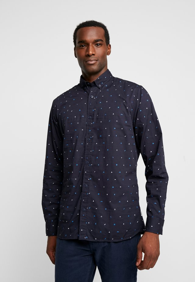 OUTDOOR - Shirt - dark navy