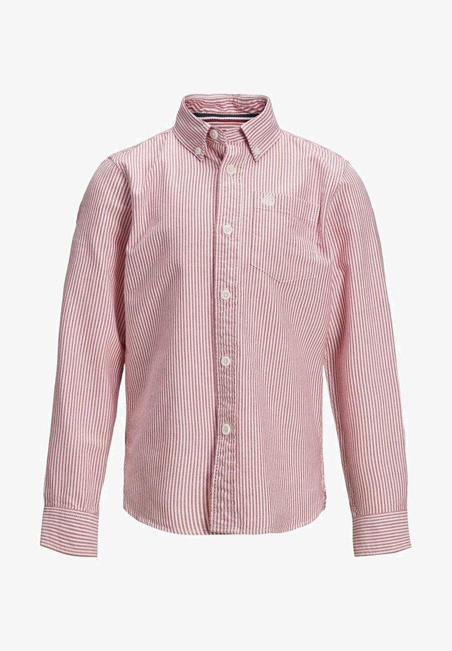 HEMD SCHLICHTES JUNIOR - Shirt - ribbon red