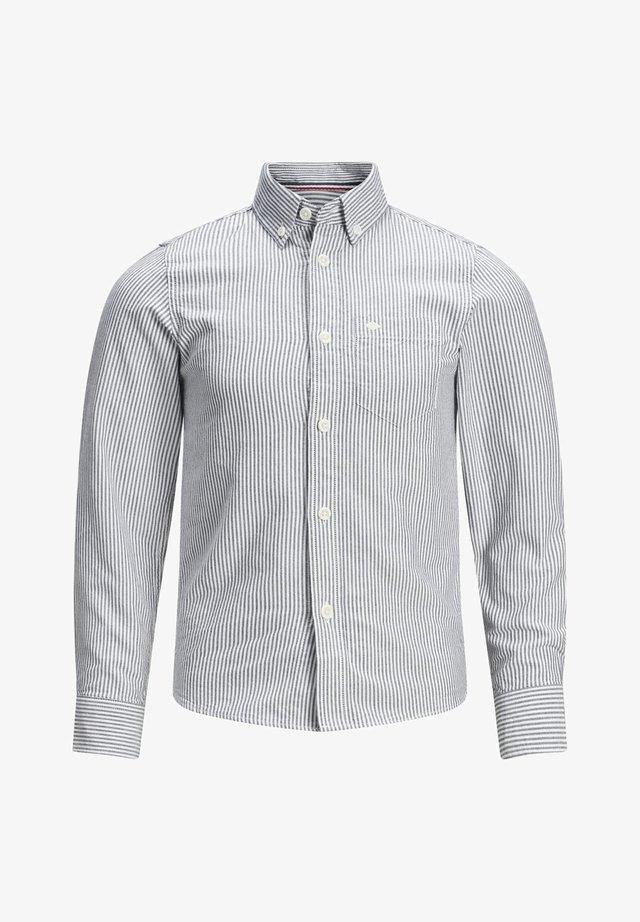 HEMD SCHLICHTES JUNIOR - Skjorter - grey/white
