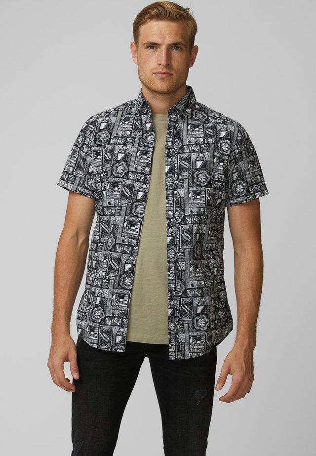 HEMD BEDRUCKTES - Shirt - dark navy