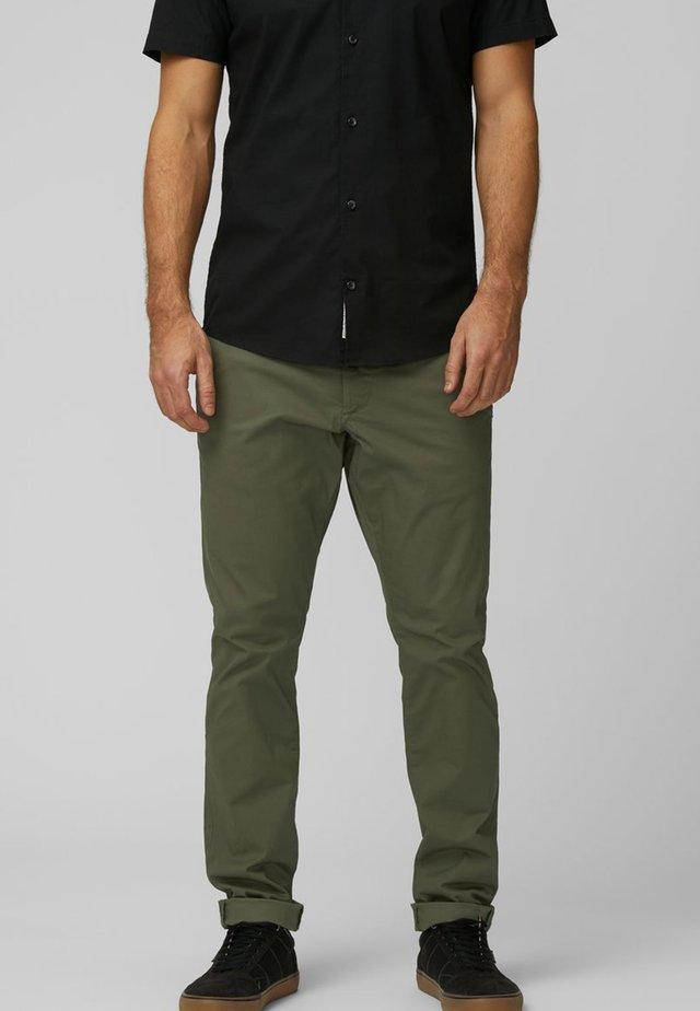 Spodnie materiałowe - beetle