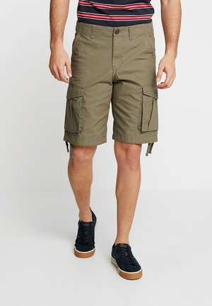 PKTAKM CASTOR - Shorts - dusty olive