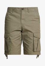 PKTAKM CASTOR - Shorts - dusty olive