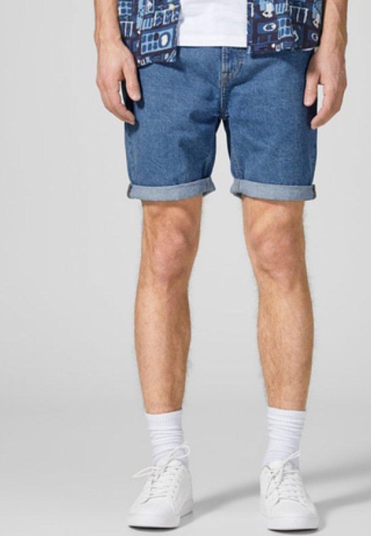 Produkt - Denim shorts - light blue denim