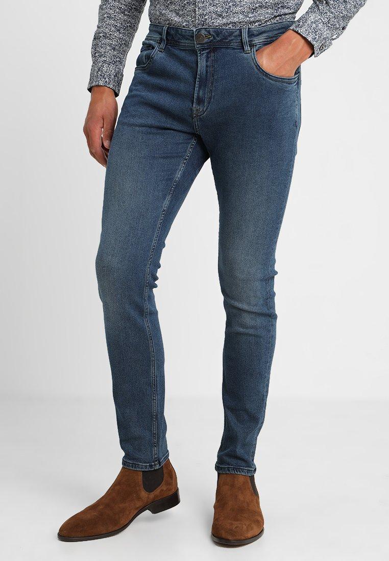 Produkt - Jeans Skinny Fit - medium blue denim