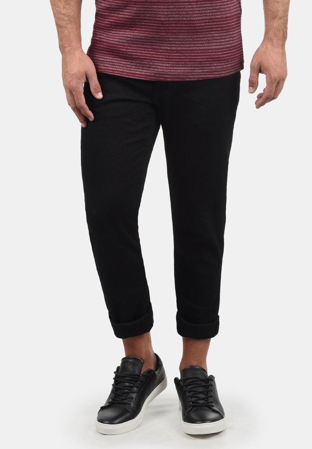 PACO - Slim fit jeans - black denim