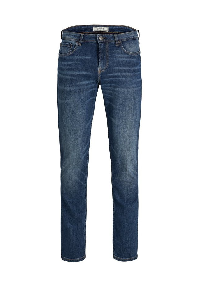 KLASSISCHE - Slim fit jeans - dark blue denim