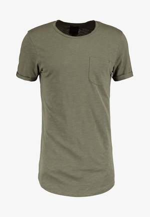 PKTGMS TEE LONG - Camiseta básica - beetle