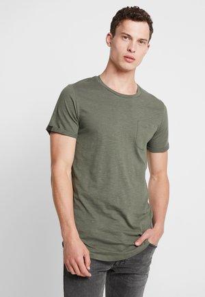 PKTGMS TEE LONG - T-Shirt basic - beetle