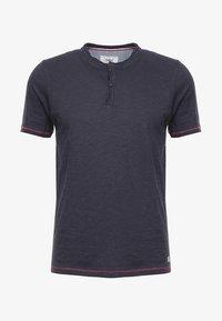Produkt - PKTAUK TIGER GRANDAD TEE - T-shirt basic - dark navy - 4