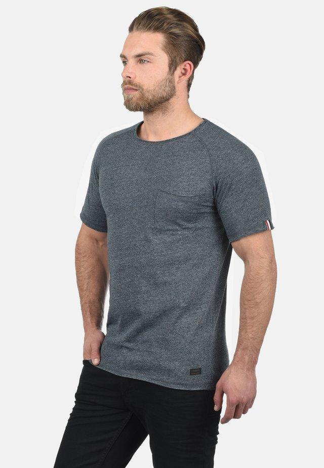 XORA - Basic T-shirt - navy blaze