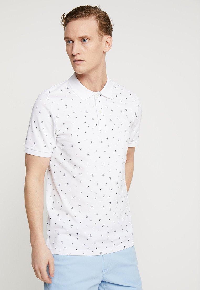 Produkt - PKTGMS WATER - Poloshirt - white