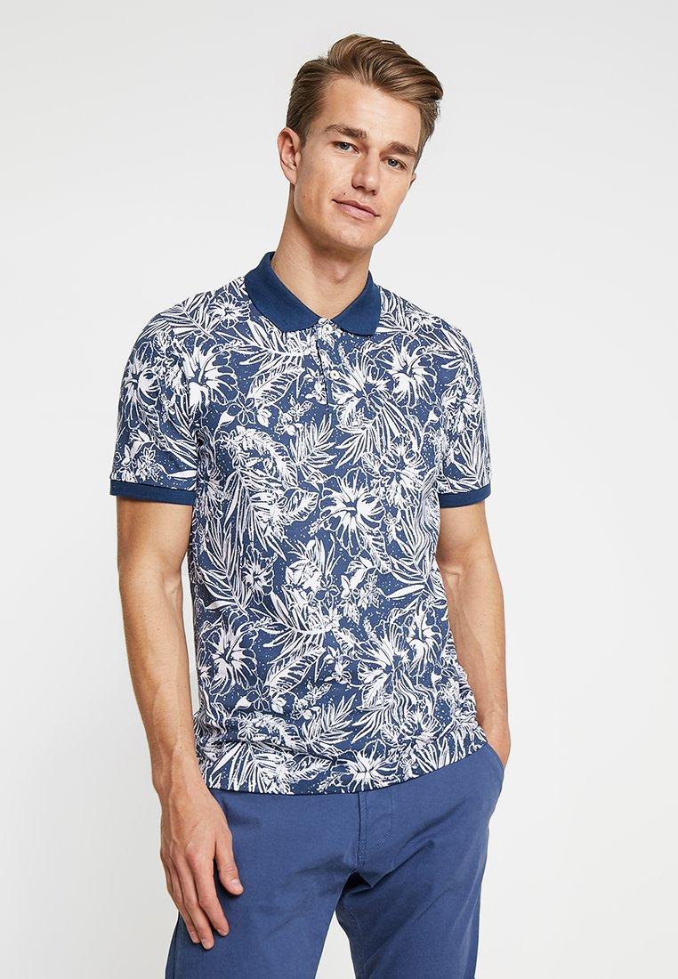 Produkt - PKTGMS PARADISE - Polo shirt - dark deni