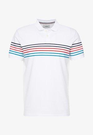 PKTGMS RAY  - Poloskjorter - white