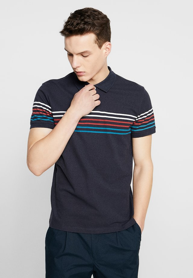 PKTGMS RAY  - Polo shirt - dark navy