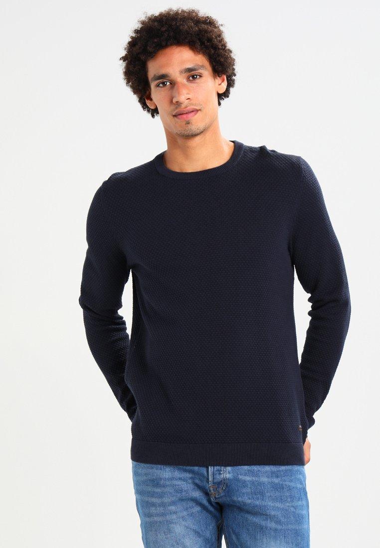Produkt - PKTHNN  - Strickpullover - navy blazer