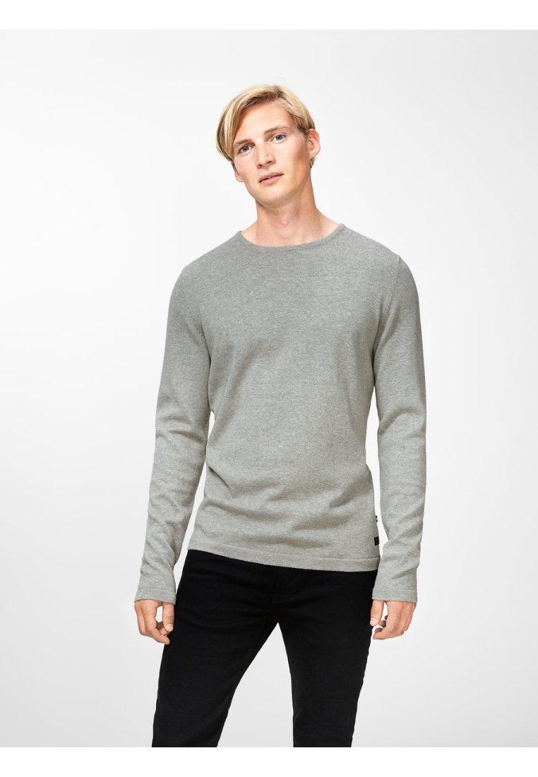 Produkt - PKTHNN  - Jumper - light grey melange