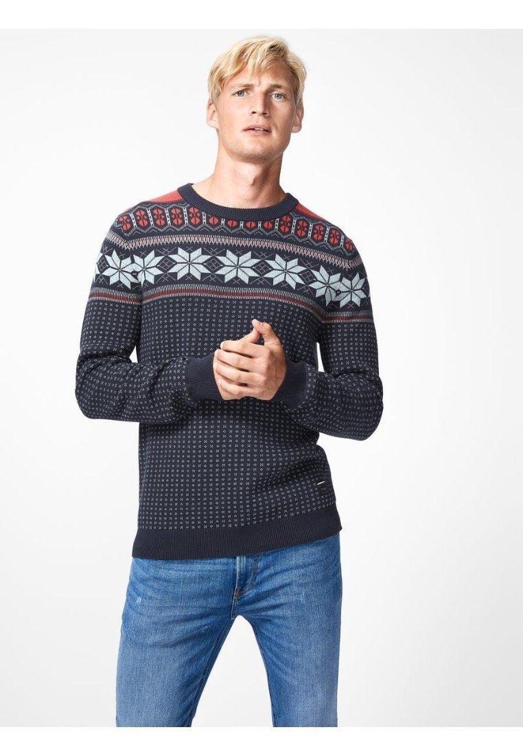 Produkt - Pullover - blue