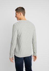 Produkt - CHARLIE - Sweter - light grey melange - 2