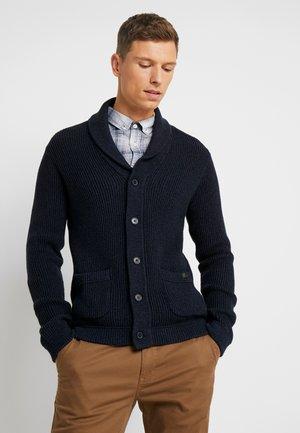 REMY SHAWL  - Cardigan - navy blazer
