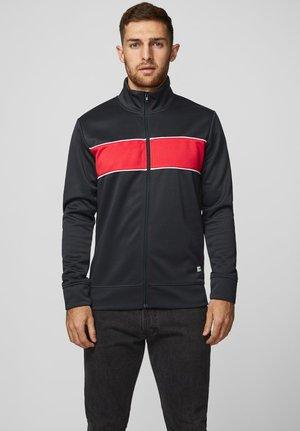 REISSVERSCHLUSS - Zip-up hoodie - dark navy