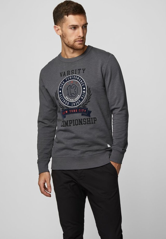 VARSITY - Sweater - dark shadow