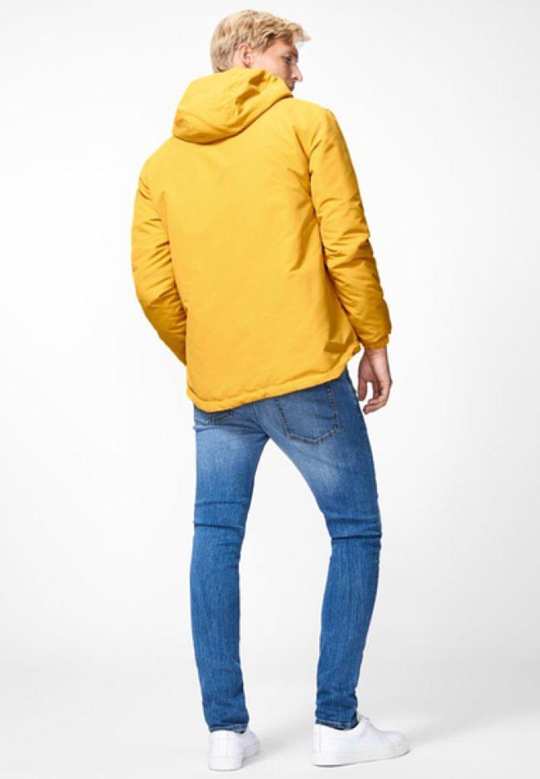 AnorakVeste AnorakVeste Légère Yellow Produkt Produkt Légère Yellow jVpGLUqSzM
