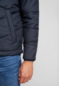Produkt - PKTAKM FORUM HOOD PUFFER JACKET - Kurtka przejściowa - navy blazer - 4
