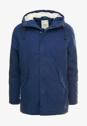 PKTAKM PARKA TEDDY JACKET - Parka - dress blues