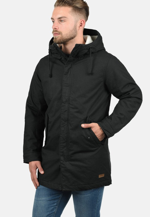 PIEDER - Winter coat - black