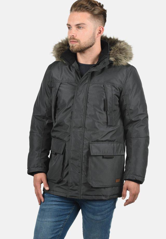 PARKIN - Winter jacket - asphalt
